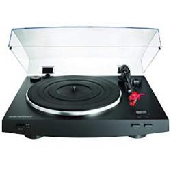 giradiscos audio-technica...