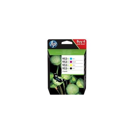 HP 953XL Original Pack de 4...