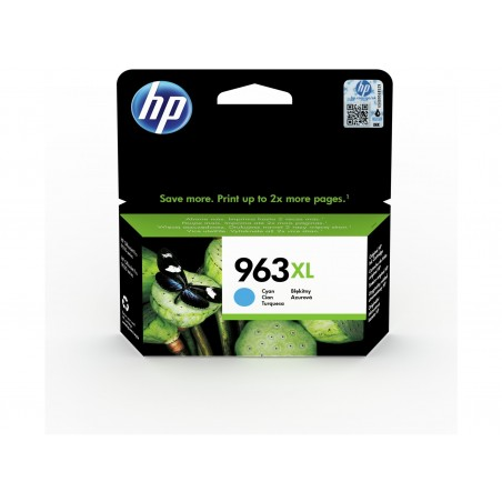 HP 963XL Original Cian Alta...
