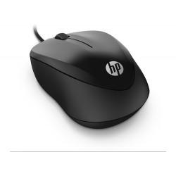 Ratón con cable HP 1000