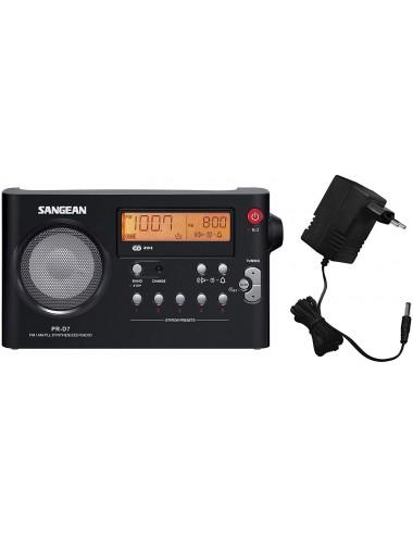 Radio SANGEAN PR-D7
