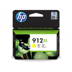 HP 912XL Original Amarillo...