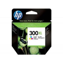 Cartucho de tinta original HP 300XL de alta capacidad Tri-color