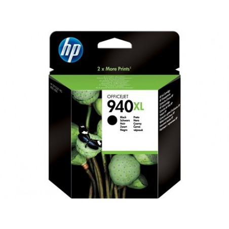 Cartucho de tinta original HP 940XL de alta capacidad negro