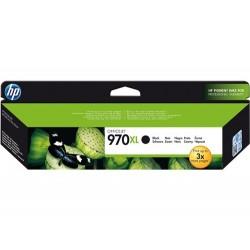 Cartucho de tinta original HP 970XL de alta capacidad negro