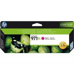 Cartucho de tinta original HP 971XL de alta capacidad magenta