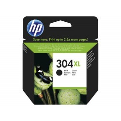 Cartucho de tinta Original HP 304XL negro