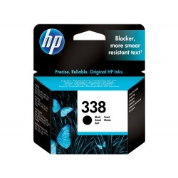 Cartucho de tinta original HP 338 negro