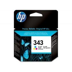 Cartucho de tinta original HP 343 Tri-color