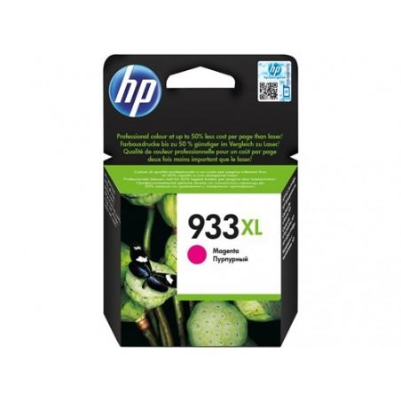 Cartucho de tinta original HP 933XL de alta capacidad magenta