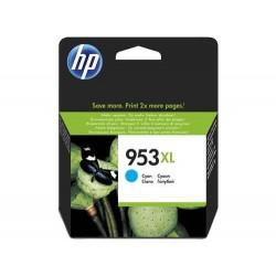 Cartucho de tinta Original HP 953XL de alto rendimiento cian