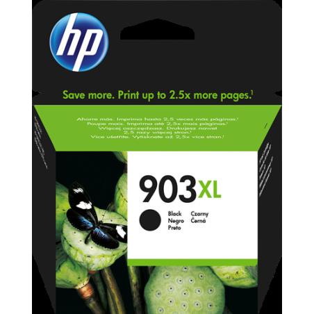 Cartucho de tinta Original HP 903XL negro de alto rendimiento