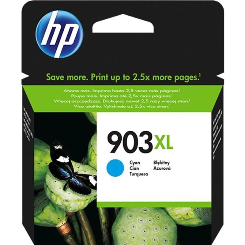 Cartucho de tinta Original HP 903XL cian de alto rendimiento