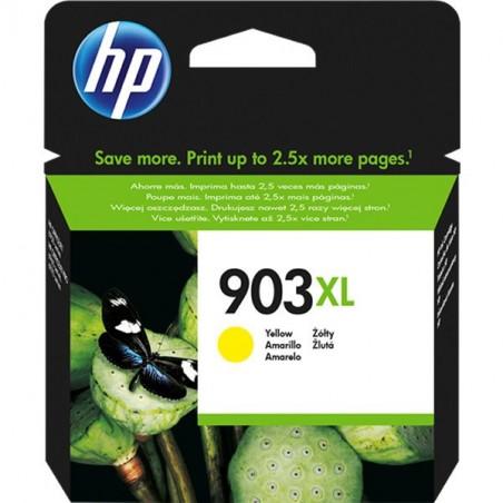 Cartucho de tinta Original HP 903XL amarillo de alto rendimiento