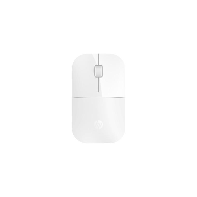 Ratón inalámbrico blanco HP Z3700