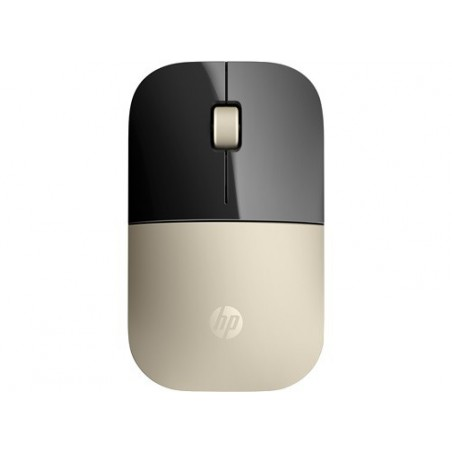 Ratón inalámbrico HP Z3700 dorado