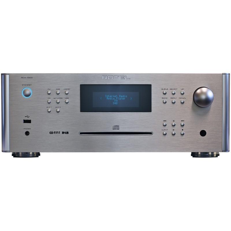 ReceptorEstéreo Rotel RCX-1500