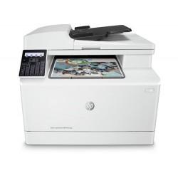 Impresora multifunción HP LaserJet Pro M181fw a color