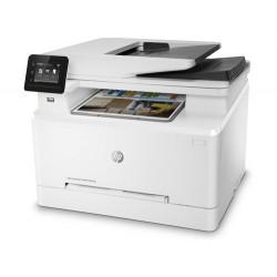Impresora HP LaserJet Pro M281fdn a color Multifunción