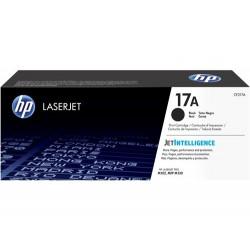 Cartucho de tóner Original HP LaserJet 17A negro