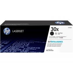 Cartucho de tóner Original HP LaserJet 30X negro de alta capacidad