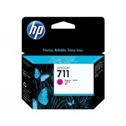 Cartucho de tinta HP 711 magenta de 29 ml