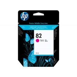 Cartucho de tinta DesignJet HP 82 magenta de 69 ml