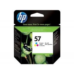Cartucho de tinta original HP 57 Tri-color