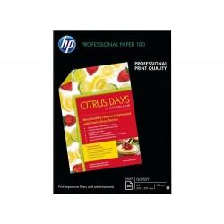 Papel satinado profesional HP para inyección de tinta - 50 hojas//210 x 297 mm