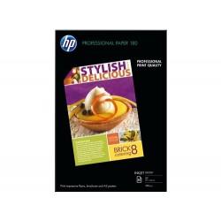 Papel satinado para inyección de tinta profesional HP - 50 hojas/A3/297 x 420 mm
