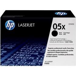 Cartucho de tóner negro HP 05X LaserJet