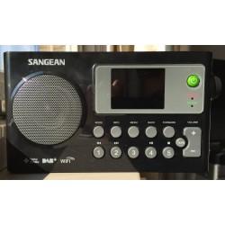 RADIO INTERNET SANGEAN WFR-27C