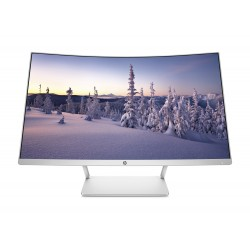Monitor curvo HP 27