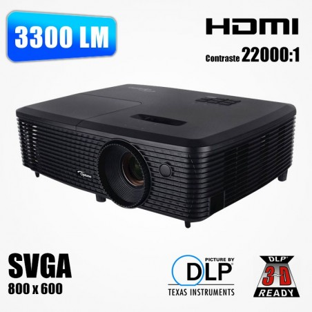 PROYECTOR OPTOMA S340+DS3084