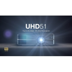 PROYECTOR OPTOMA UHD51