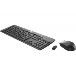 Teclado compacto inalámbrico HP Slim Business