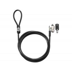 Bloqueo de cable con llave HP de 10 mm