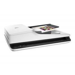 Escáner de superficie plana HP ScanJet Pro 2500 f1