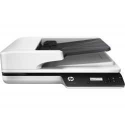 Escáner de superficie plana HP ScanJet Pro 3500 f1
