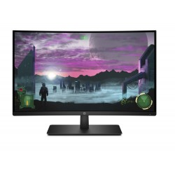Monitor curvo HP 27x