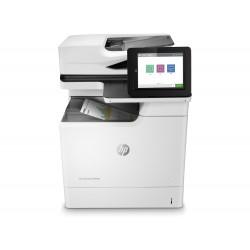Impresora multifunción HP Color LaserJet Enterprise M681dh