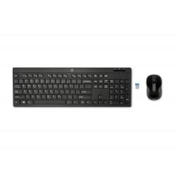 Teclado y ratón inalámbricos HP 200