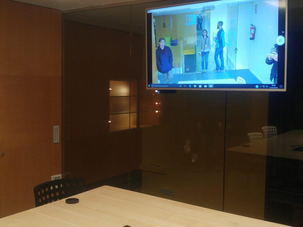 Sistema de videoconferencia para empresas