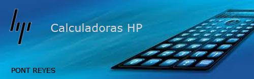 Claculadoras HP