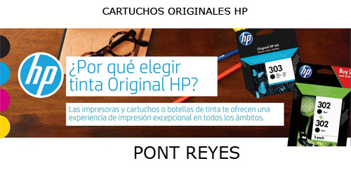 Consumibles HP