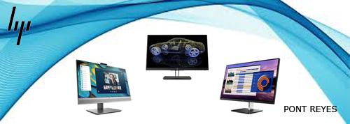 Monitores HP