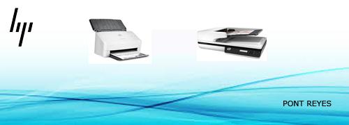 Escaner hp