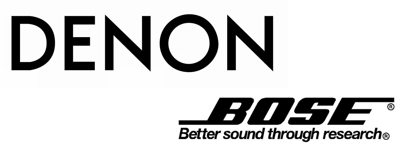 Denon/Bose